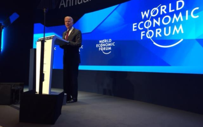 Dispatch from The World Economic Forum in Davos